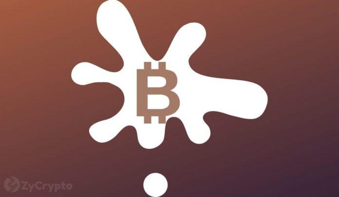 Bitcoin Momentarily Drops Below $30K