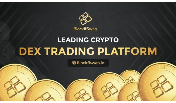 BlockfiSwap – Leading Decentralized Automated Exchange Platform