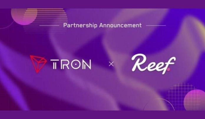 Reef Finance Brings Liquidity Aggregation and Cross-Chain Defi to TRON