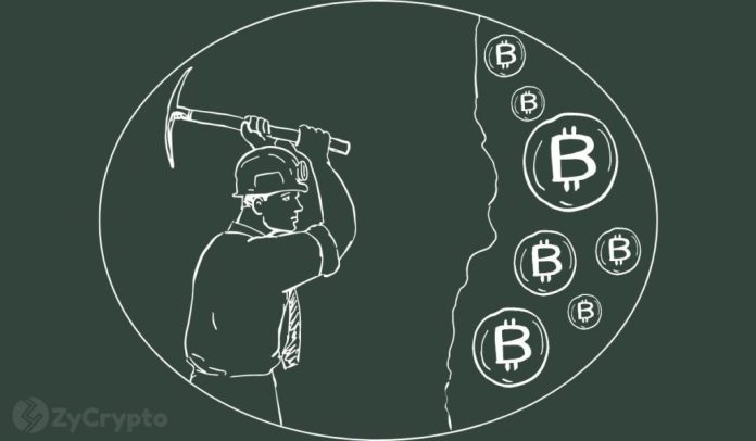 Bitcoin Miners Record A Whopping $52.3 Million In Daily Profit