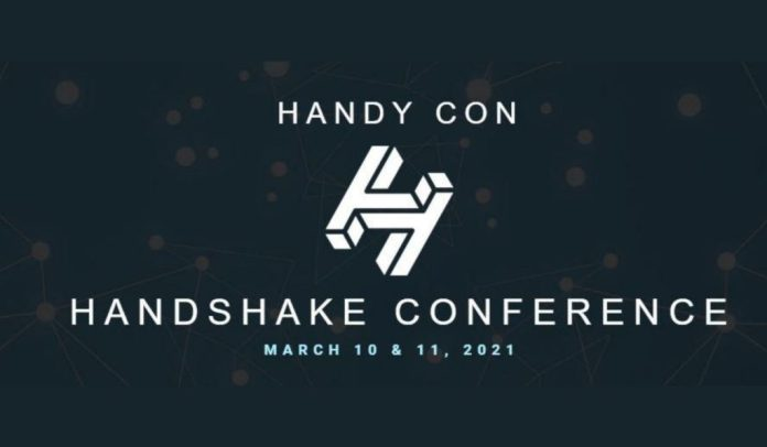 DWeb Foundation Presents World's First Handshake Protocol Conference, Handycon
