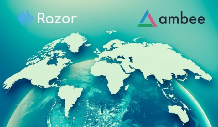 Razor Network Partners With Ambee to Provide Real-Time Environmental Data to Blockchain Users