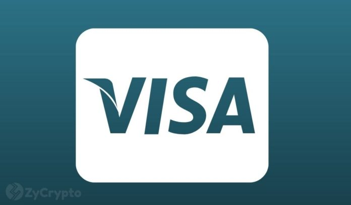 Visa To Begin Accepting Cryptocurrency To Settle Transactions On Its Payment Network