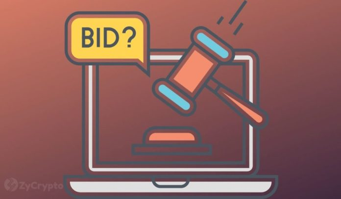 GSA Plans to Sell More Than $500K Worth Of Bitcoin at Upcoming Auction