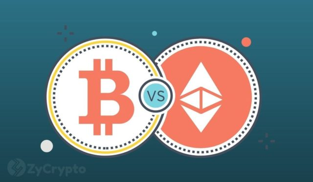 Ethereum's Potential to Surpass Bitcoin in Market Cap Escalates: Bloomberg Strategist