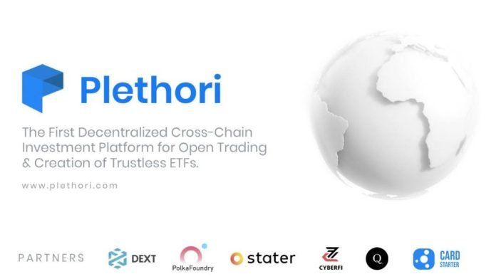 Plethori: Soon Emerging World's First Crypto ETF Creation and Trading Platform