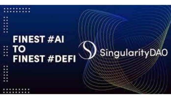 SingularityDAO partners with leading decentralized data provider Ocean Protocol