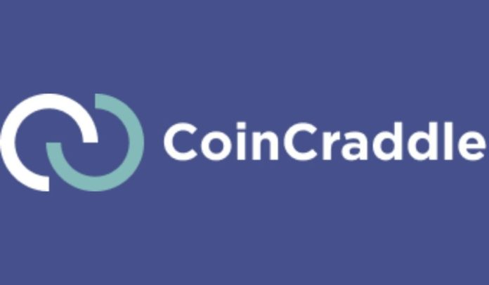What does CoinCraddle intend to achieve