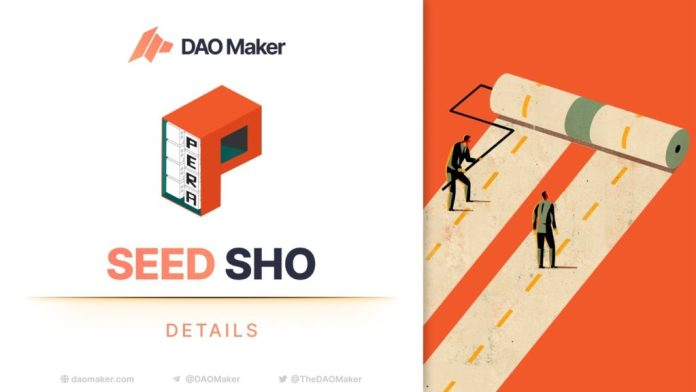 Yield Farming Protocol Pera Finance gears up for Strong Holder Offering on DAO Maker
