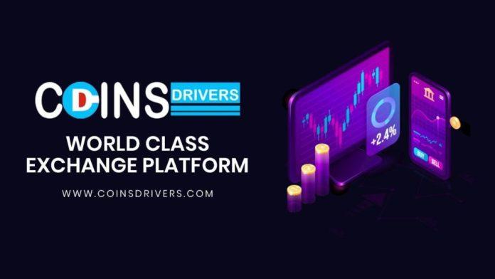 Coins Driver: A DeFi Exchange Platform Announces Commencement of Public Sales