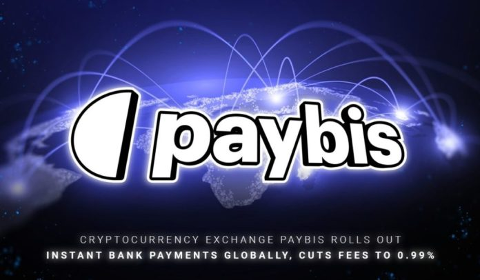 Crypto Exchange Paybis Introduces Instant Bank Payment Solutions For EU and UK Users