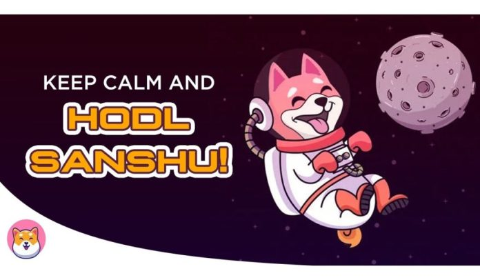 Sanshu Inu, The Newest Member of the Dogecoin Family is Here!