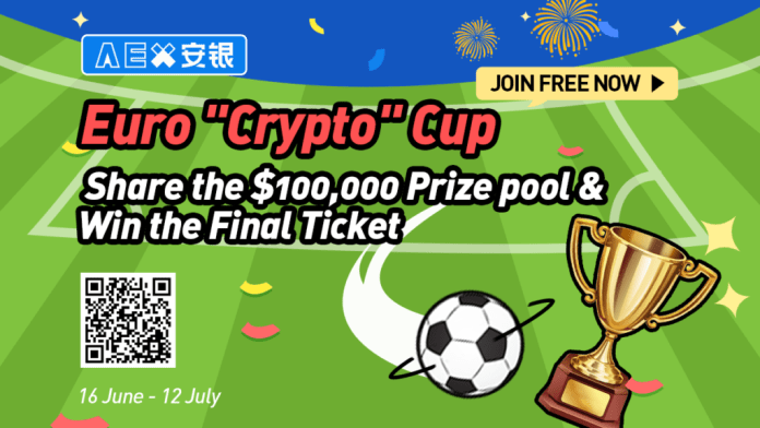 Win Tokens and Euro Cup Final Tickets at AEX in the Passionate Summer