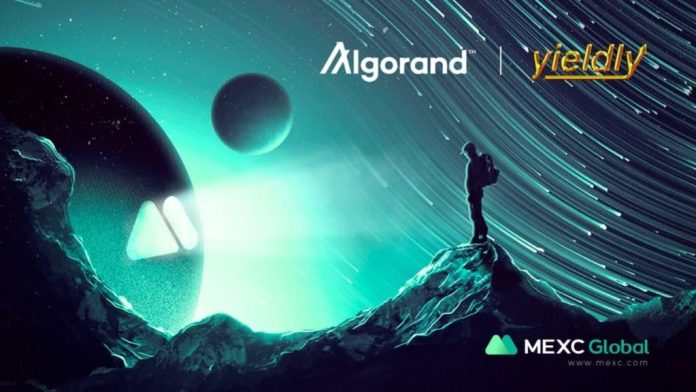 MEXC Global Adds Support For Market-Leading Stablecoins USDT and USDC On Algorand