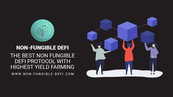 Non-Fungible DeFi (NFD) - Unified Platform Offering The Best Of NFT And DeFi