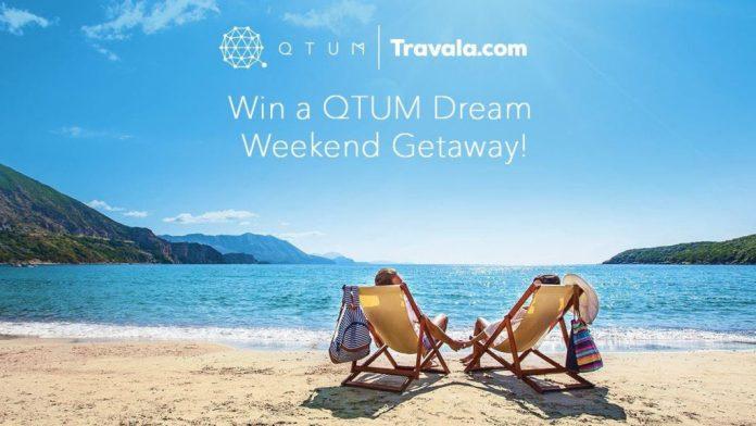Qtum And Travala.Com's New Partnership Offers Community A $2000 Dream Vacation