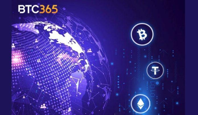 BTC365 The Latest Crypto Casino with A BTC Dividend System