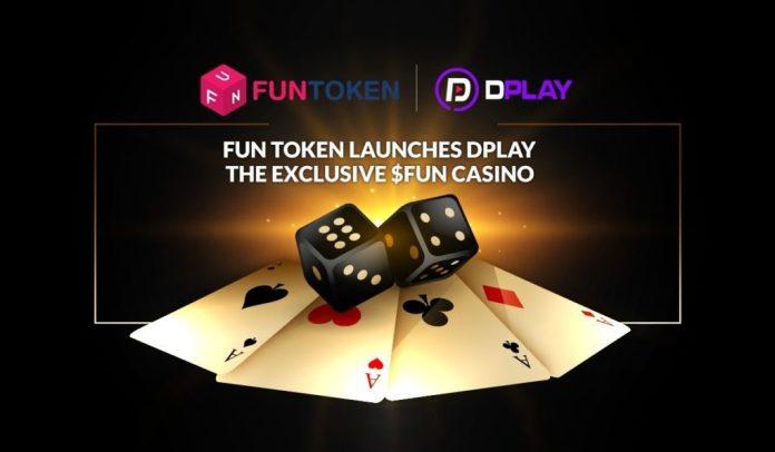 FUNToken.io launches DPLAY.Casino