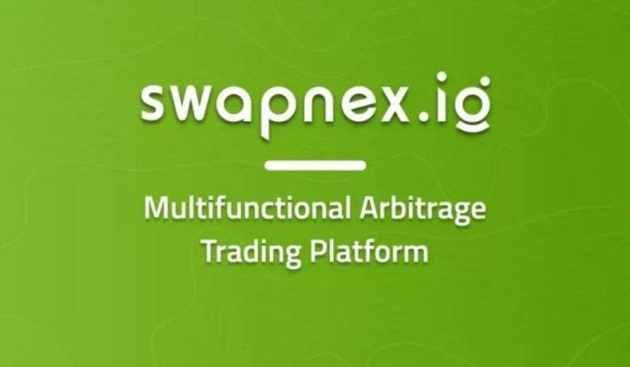 Swapnex Allowing Arbitrage Trading Across Multiple Exchanges