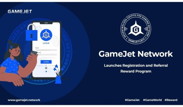 Take A Note of Details About the GameJet Token Bounty Program for Crypto Community!