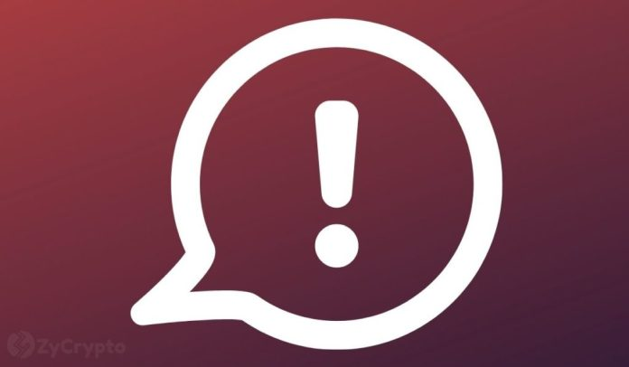 Coinbase Error Causes Panic For 125,000 Customers