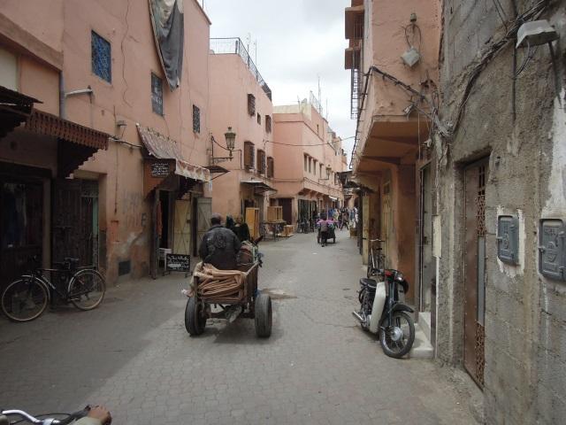 Marrakesz bieda