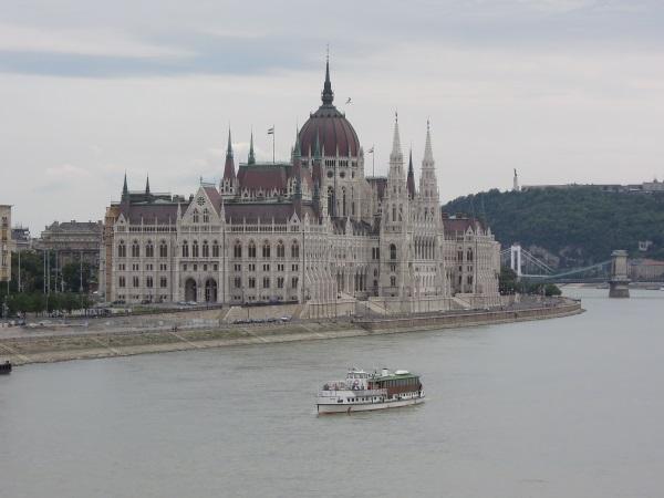 Budapeszt parlament