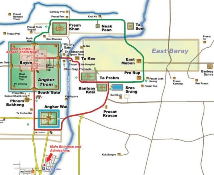 Angkor Small Circuit i Big Circuit