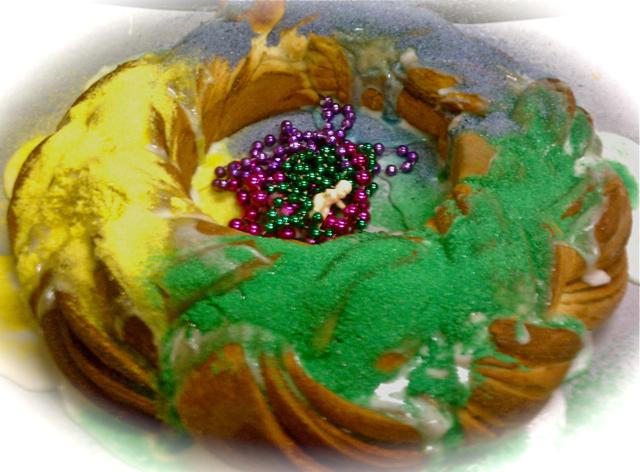 Hiss King Cake
