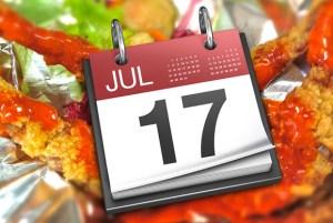Zydeco Calendar