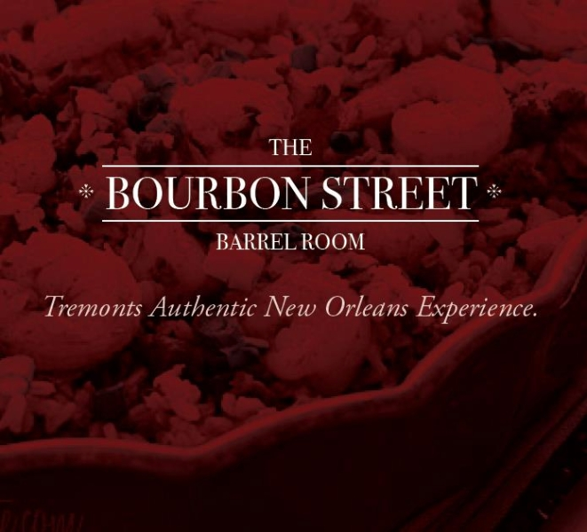 Chef Johnny of Zydeco Bistro & Bourbon Street Barrel Room
