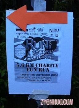 It wasn't 5.6km! It was only 4.6km :(