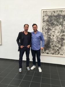 Kunsthalle Darmstadt | Mosettig & Lorris | Handwriting