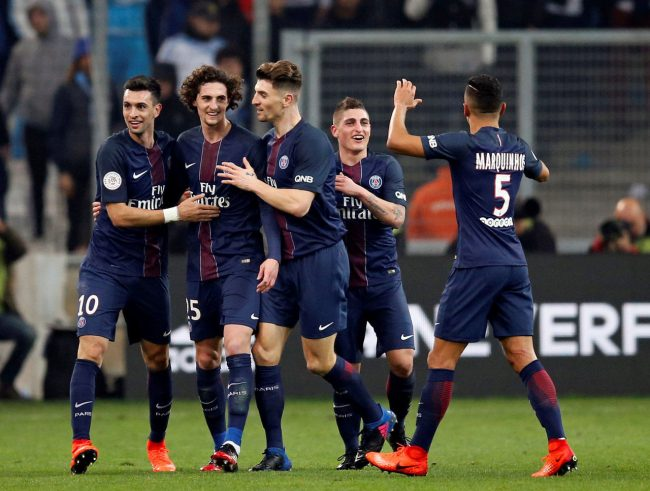 PSG (Paris Saint Germain)