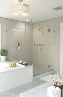 Adorable Master Bathroom Shower Remodel Ideas 30