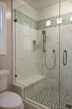 Adorable Master Bathroom Shower Remodel Ideas 35