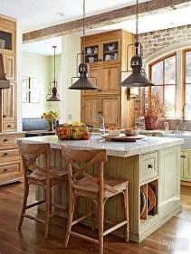 Adorable Rustic Farmhouse Kitchen Design Ideas 10
