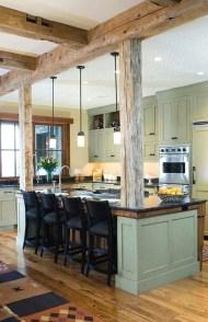 Adorable Rustic Farmhouse Kitchen Design Ideas 19