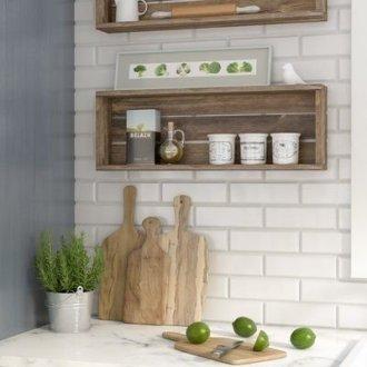 Adorable Rustic Farmhouse Kitchen Design Ideas 27