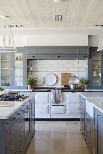 Adorable Rustic Farmhouse Kitchen Design Ideas 38
