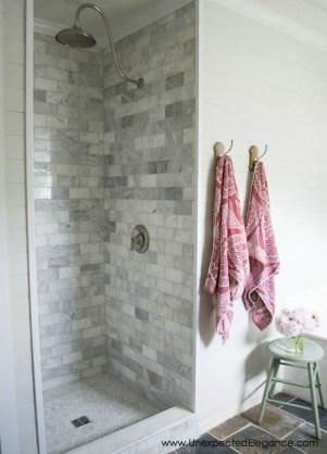 Beautiful Bathroom Shower Remodel Ideas 09