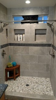 Beautiful Bathroom Shower Remodel Ideas 20