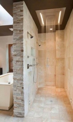 Beautiful Bathroom Shower Remodel Ideas 25