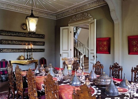 Best Ideas For Moroccan Dining Room Décor 02