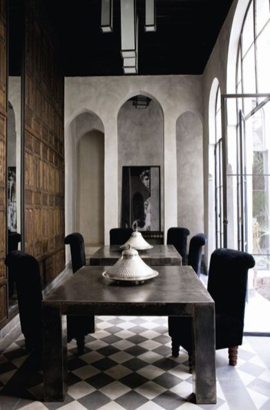 Best Ideas For Moroccan Dining Room Décor 10