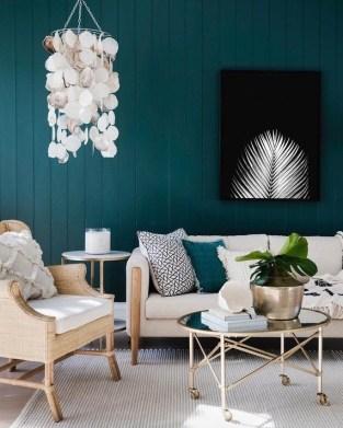 Cozy And Elegant Office Décor Ideas 27