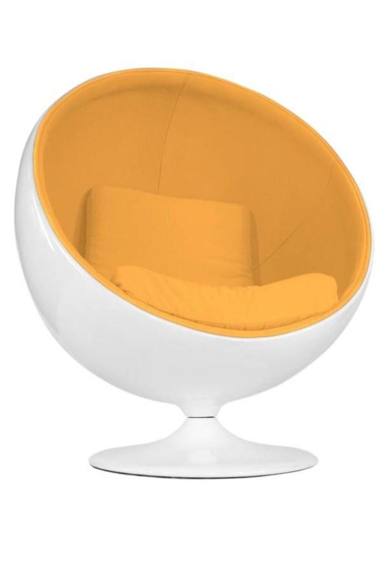 Cozy Ball Chair Design Ideas 25