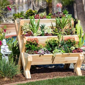 Cozy Decorative Garden Planters Design Ideas 22