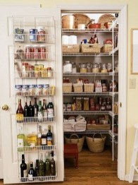 Cozy Kitchen Pantry Designs Ideas 01