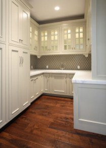 Cozy Kitchen Pantry Designs Ideas 19